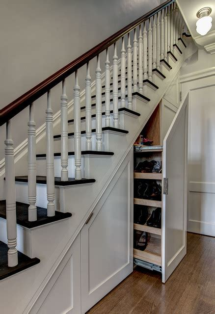 townhouse traditional staircase new york by ben herzog
