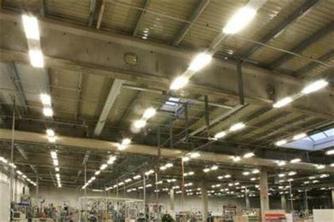 Beleuchtung Industrie by методы светотехнического расчета помещения