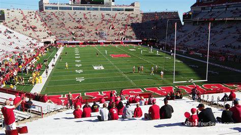 section 36a memorial stadium nebraska section 17 rateyourseats com