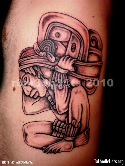 mayan tribal tattoo meanings endoftheworld 2012thecrossing http www