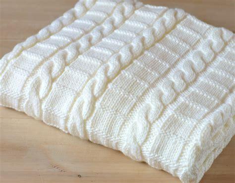 beginners knitting patterns uk knitting pattern afghan baby blanket 3 sizes easy beginner