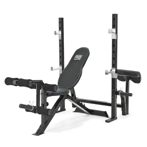 marcy pro power rack and bench marcy pro 2pc olympic bench and squat rack pm 842 w