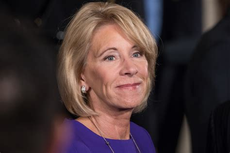 betsy devos latest student suspended for harassment sues university of