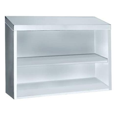 Kitchen Cabinet Mfg by Advance Tabco Wco 15 48 48 Quot W Stainless Steel Wall
