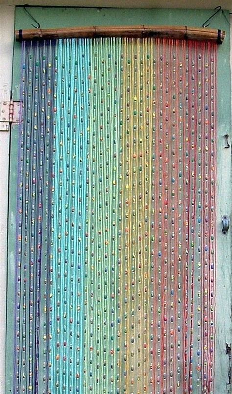 how to make decorative curtains at home how to make beaded curtains at home home the honoroak
