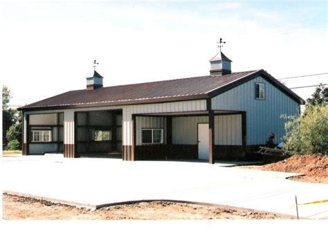 home shop buildings steel building homes loomis building systems home
