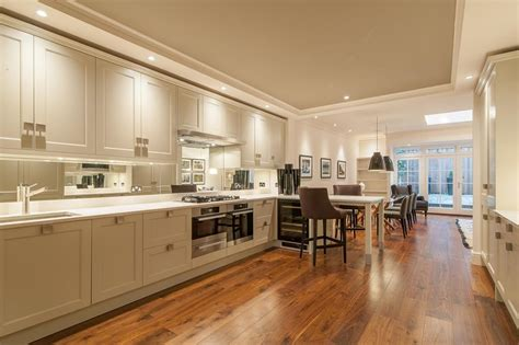 Wood Floor In Kitchen Kitchen Flooring Choices Explained And How Jfj Can Help