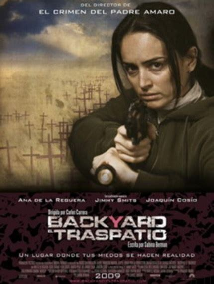 mexican cinema backyard el traspatio 2009 review