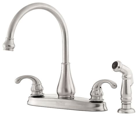 price pfister stainless steel kitchen faucet parisa t34 3nss kitchen faucets price pfister 28 images stainless
