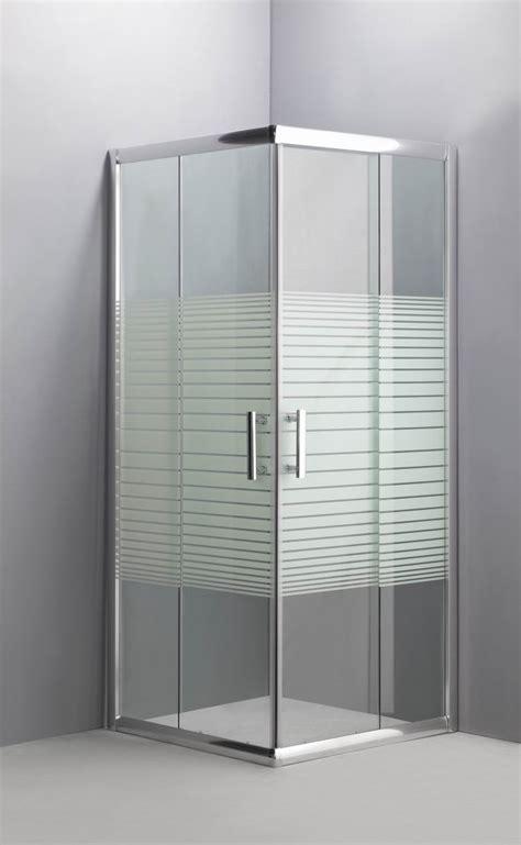 box doccia vetro serigrafato cabina doccia box doccia angolare cristallo serigrafato 6 mm