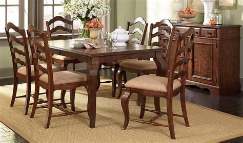 Rectangular Dining Room Sets Woodland Creek Rectangular Dining Room Set From Liberty 606 T4078 Coleman Furniture