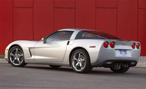 corvette coup car and driver