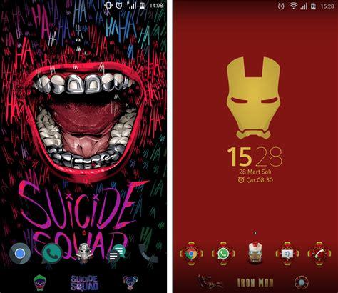 nokia 5130 iron man themes download xperia suicide squad theme iron man theme