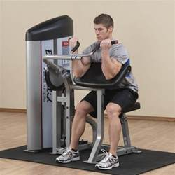 Body Solid Workout Bench - s2ac series ii arm curl machine body solid fitness