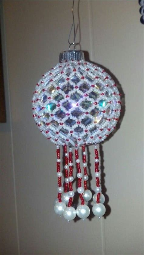 beaded ornaments patterns free 107 best images about vintage things on