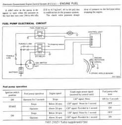 Z31 Fuel System 1988 Nissan 300zx Fuel Relay Location 1988 Get Free