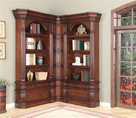Small Corner Bookcase Furniture Versailles Museum Corner Bookcase Small