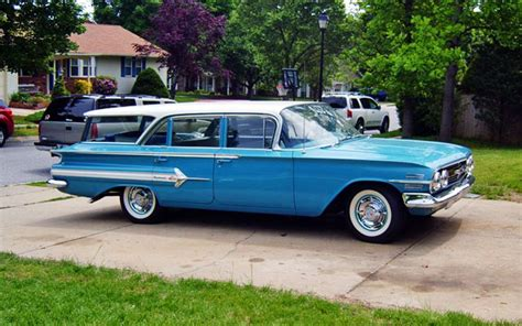 1960 chevy impala wagon chevrolet wagons and their many names