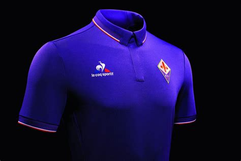 Fiorentina Home 6 acf fiorentina 16 17 home and away kits released footy