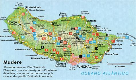 0004488997 carte touristique madeira en infos sur carte madere tourisme arts et voyages