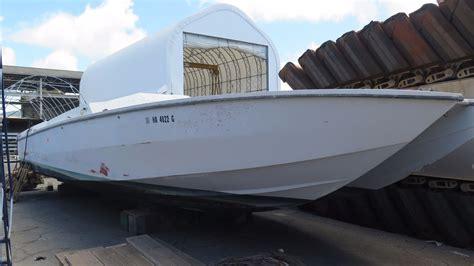 catamaran auction arronow 40 catamaran oahu auctions
