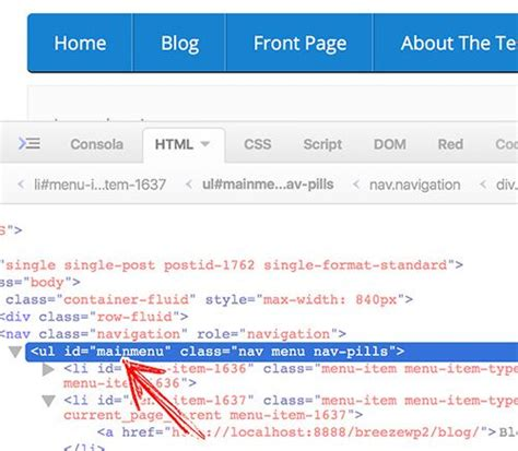 this examle uses the divposts tag to enable a custom loop hide elements on specific wordpress pages using post id