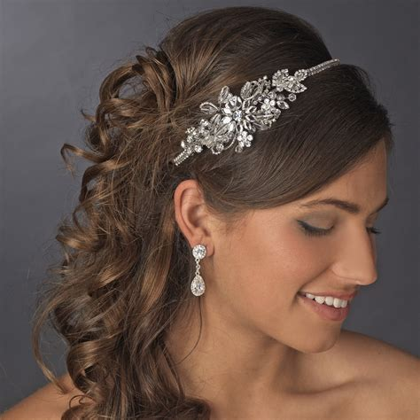 Wedding Hair Accessories Brighton by Lolabelles Vintage Bridal Hair Accessories Mayflower Bakes