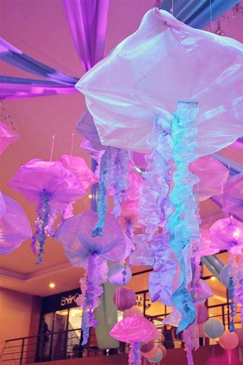 underwater themed decorations 25 best ideas about jellyfish decorations on