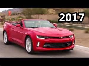 2017 chevrolet camaro convertible interior exterior and