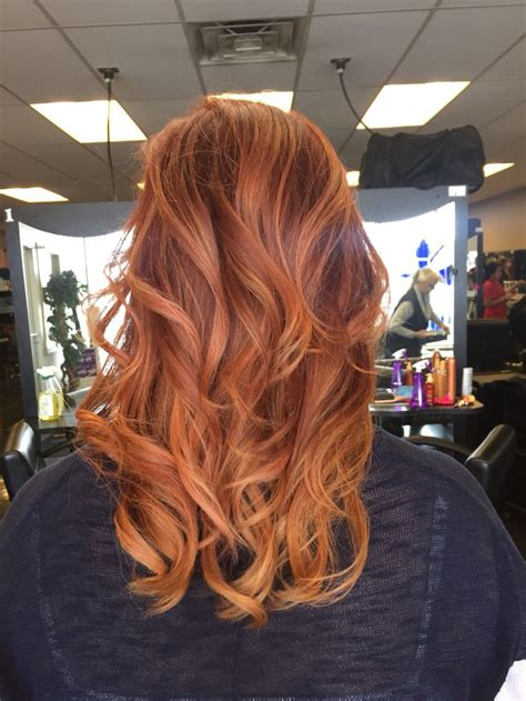 copper red ombre hair balayage best 20 copper balayage ideas on pinterest balayage