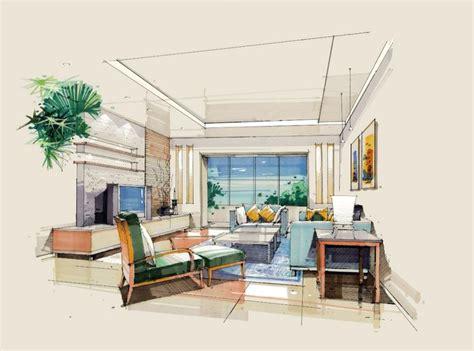 home design sketch free best 25 interior sketch ideas on interior