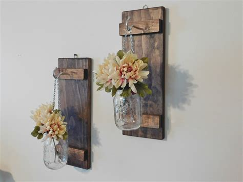 floral wall sconces ideas great home decor how to make