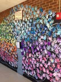 Wall Murals For Schools 25 best ideas about school murals on pinterest collaborative mural