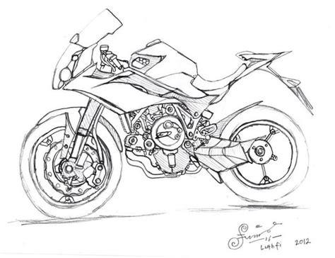 karya sketsa motor konsep pemuda bandung part ii kerennya sketsa motor konsep pemuda bandung