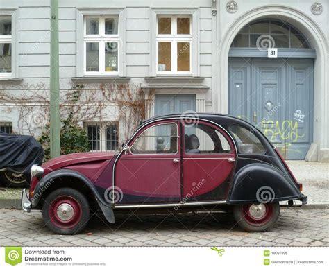 Ente Auto Französisch citroen charleston redaktionelles foto bild 18097896
