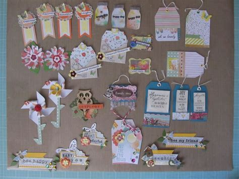 Floral Embellishments For Your Scrapbook Layouts by Best 25 Scrapbook Embellishments Ideas On