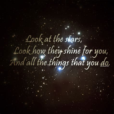 coldplay yellow lyrics quotes coldplay yellow quotesgram