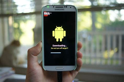 new software update vruame7 available for verizon s galaxy s4 through desktop installer apps to
