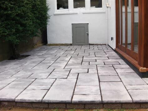 bowland bowland how to lay a patio