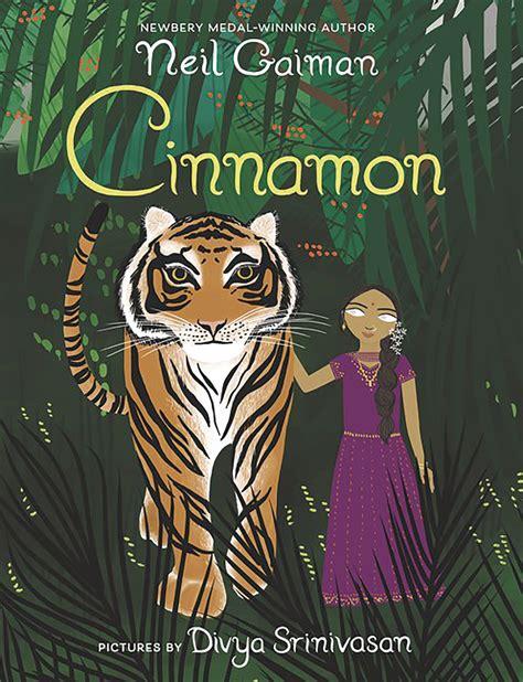 neil gaiman picture books jan178880 neil gaiman cinnamon hc picture book