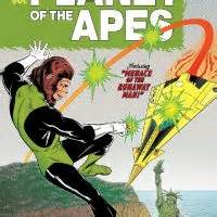 planet of the apes green lantern books planet of the apes green lantern 1 comic book