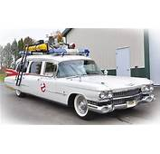 Ghostbusters Cadillac Replica Up For Sale EBay Find  GM