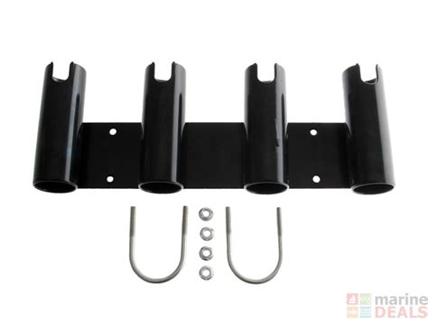 alloy boat rod holders buy alloy rod holder round rail mount online at marine