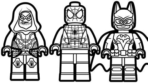 lego spiderman and lego batgirl lego green arrow