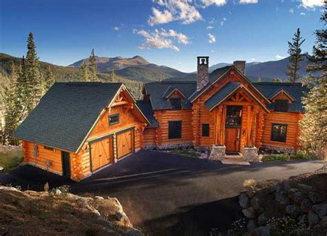 hybrid mountain home plans hybrid timber log home plans log homes handcrafted timber frame and hybrid homes by