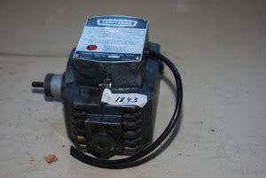 Craftsman Table Radial Arm Saw Motor 63507 Inv 1843