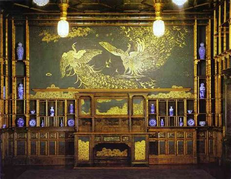 peacock room freer orientalism and the peacock room asian american literature