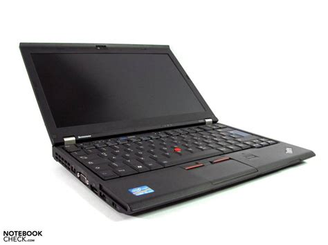 Lenovo X220 Lenovo Thinkpad X220 Series Notebookcheck Net External Reviews