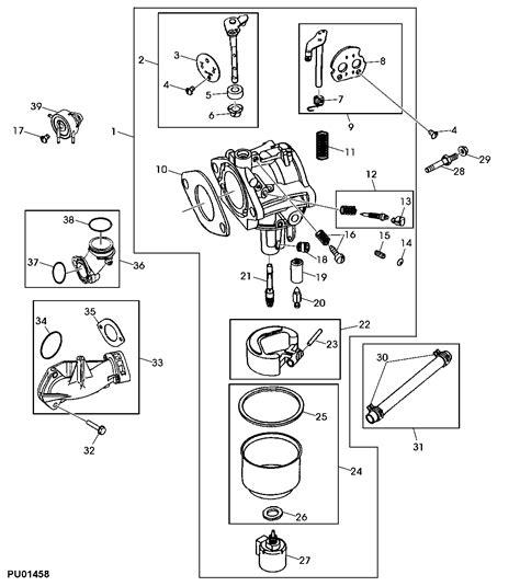 L110 17 5 Hp Engine Diagram Diagrams Auto Parts Catalog