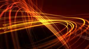 gold light streaks stock footage synthetick